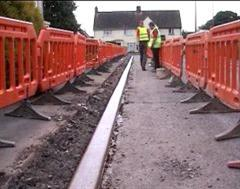 Commercial Pavement Kerb for Devon Council