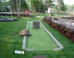 Crazy Golf Course Design
