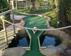 Torquay Municipal Crazy Golf Course