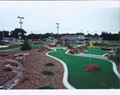Pitch and Putt Golf Course