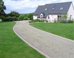 A Driveway Edging of Stunning Quality