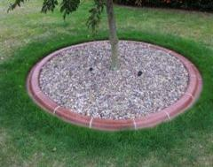 A Pefect Terracotta Tree Circle