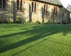 A Fantastic Artificial Grass installation in Milton Keynes