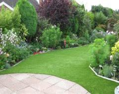 A Lovely Artificial Grass, patio and Garden installation in High Wycombe