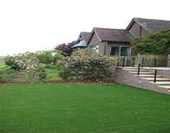 Just Look At This Back Garden in Surrey with Artificial Grass