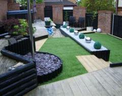 Artificial Grass Job in Southam