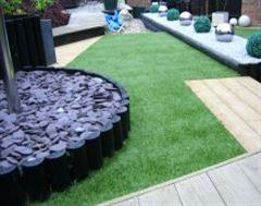 Artificial Grass Garden Set Up