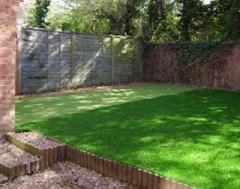 Artificial Grass with a TWIST