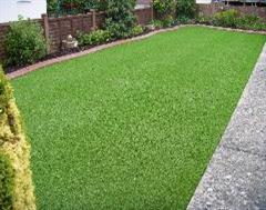 Artificial Grass and Kwik Kerb Edging