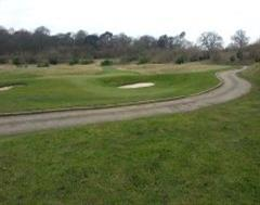 Quality Continuous Golf Course Edging at The Grove
