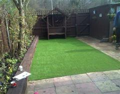 Different view of East Paddock Artificial Grass