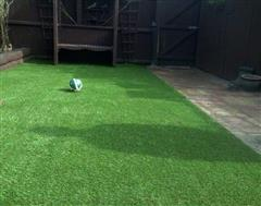 A recent Artificial Grass job in East Paddock