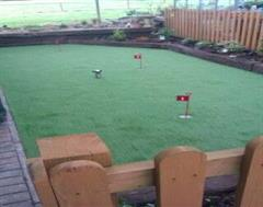 A Golf course in your back garden with Artificial Grass