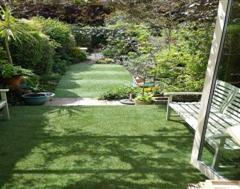 Artificisl Grass over concrete - Looks fantastic