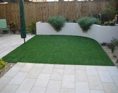Artificial Grass - crisp and complete